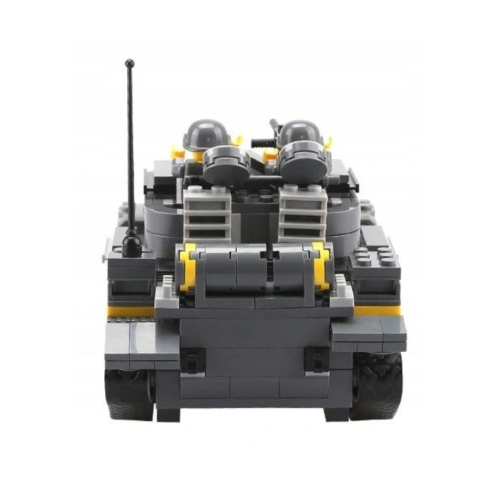 Obrázek 3 produktu LEGION 3660 Vojenský tank 360 dílků
