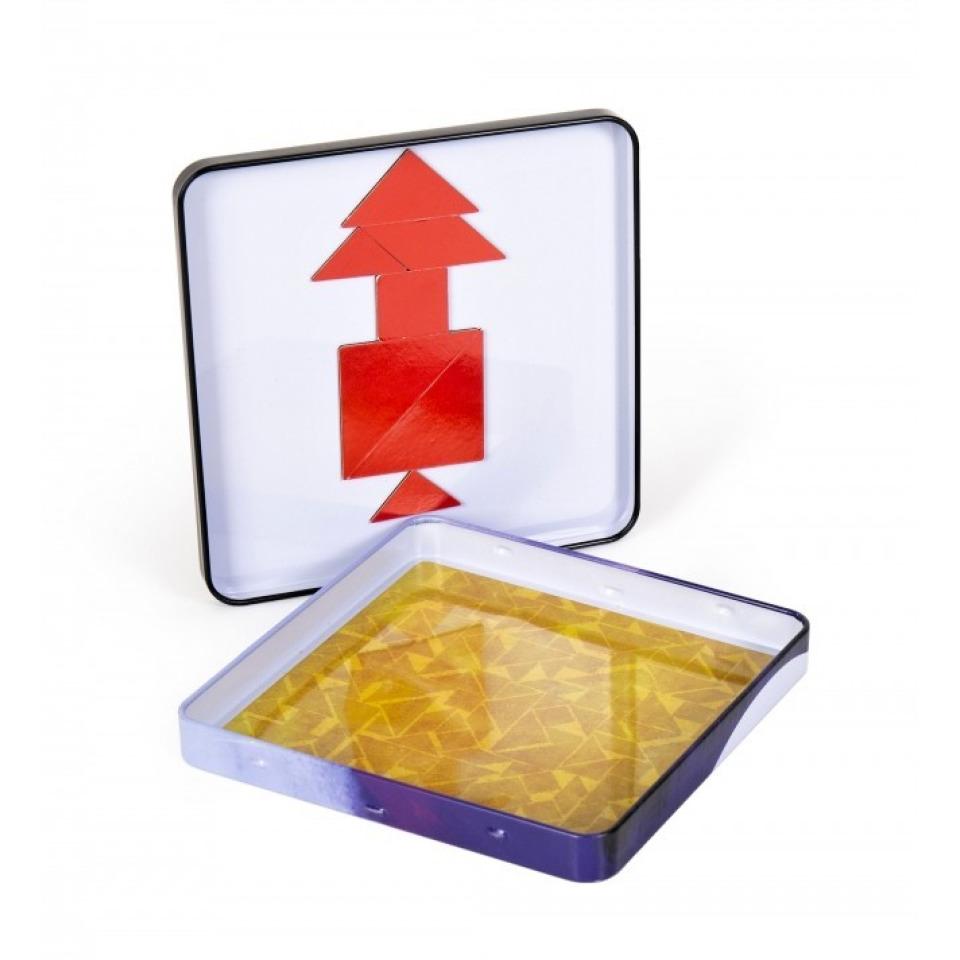 Obrázek 1 produktu Magnetické hry na cesty Tangram