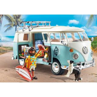 Obrázek 4 produktu Playmobil 70826 Volkswagen T1 Bulli Chrome Speciální edice
