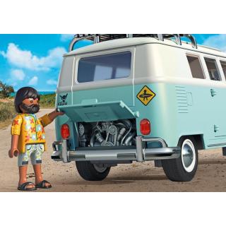 Obrázek 5 produktu Playmobil 70826 Volkswagen T1 Bulli Chrome Speciální edice