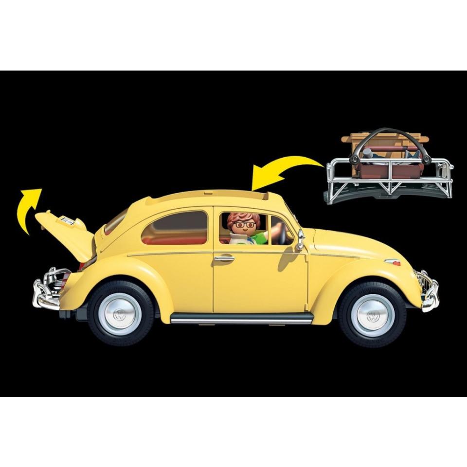 Obrázek 2 produktu Playmobil 70827 Volkswagen Brouk Chrome Speciální edice