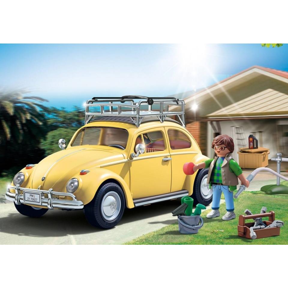 Obrázek 4 produktu Playmobil 70827 Volkswagen Brouk Chrome Speciální edice