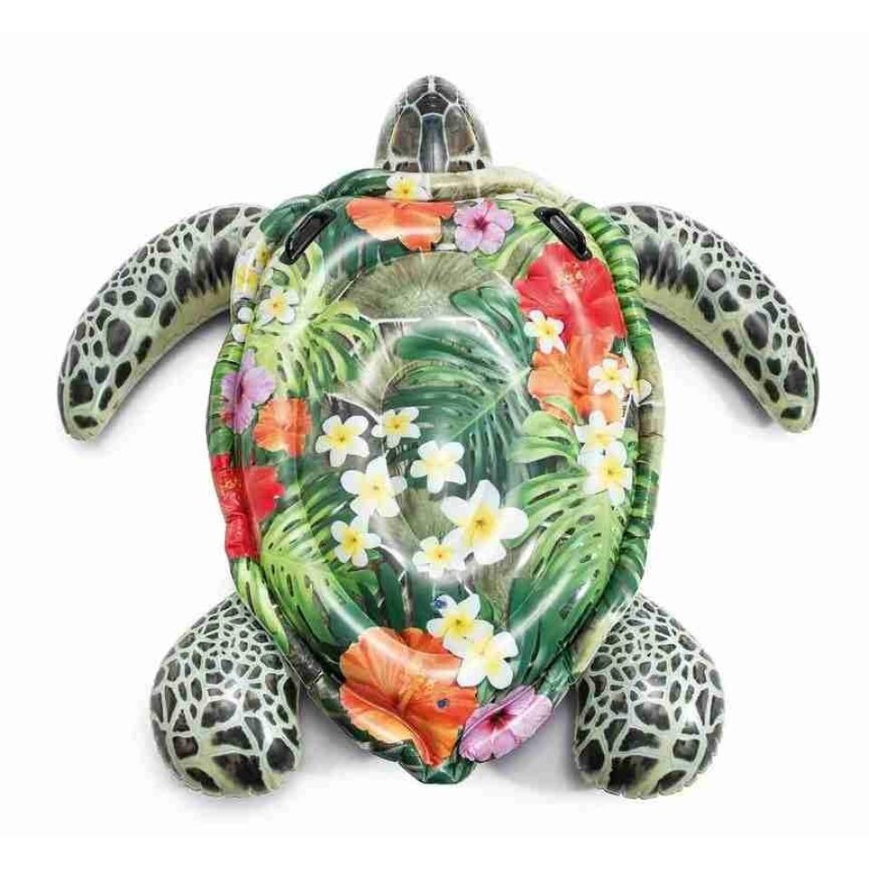 Obrázek 1 produktu Intex 57555 Vozítko do vody realistická želva květinový vzor