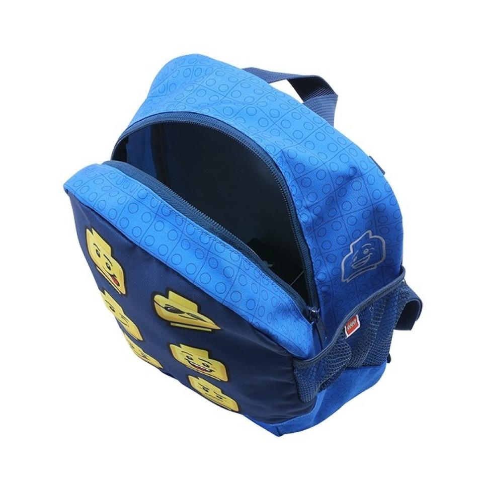 Obrázek 2 produktu LEGO Faces Blue - batoh do školky