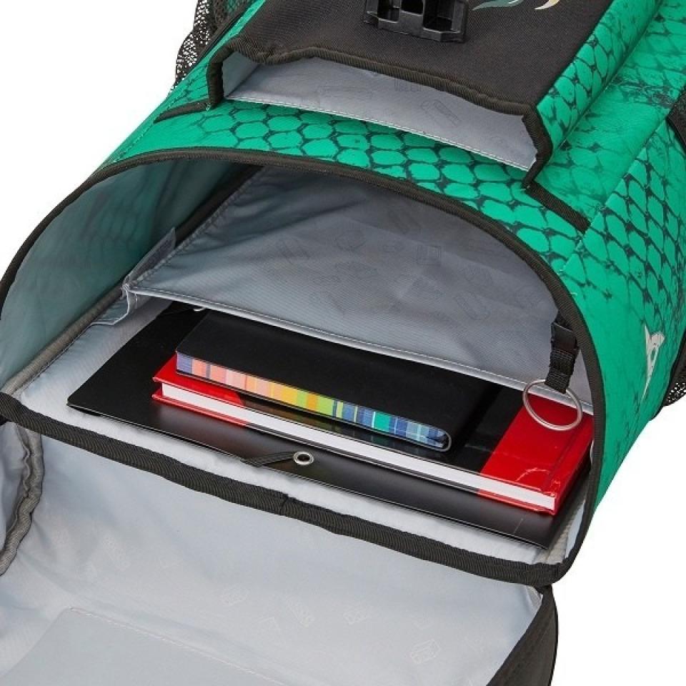 Obrázek 4 produktu LEGO Ninjago Green Easy - školní aktovka