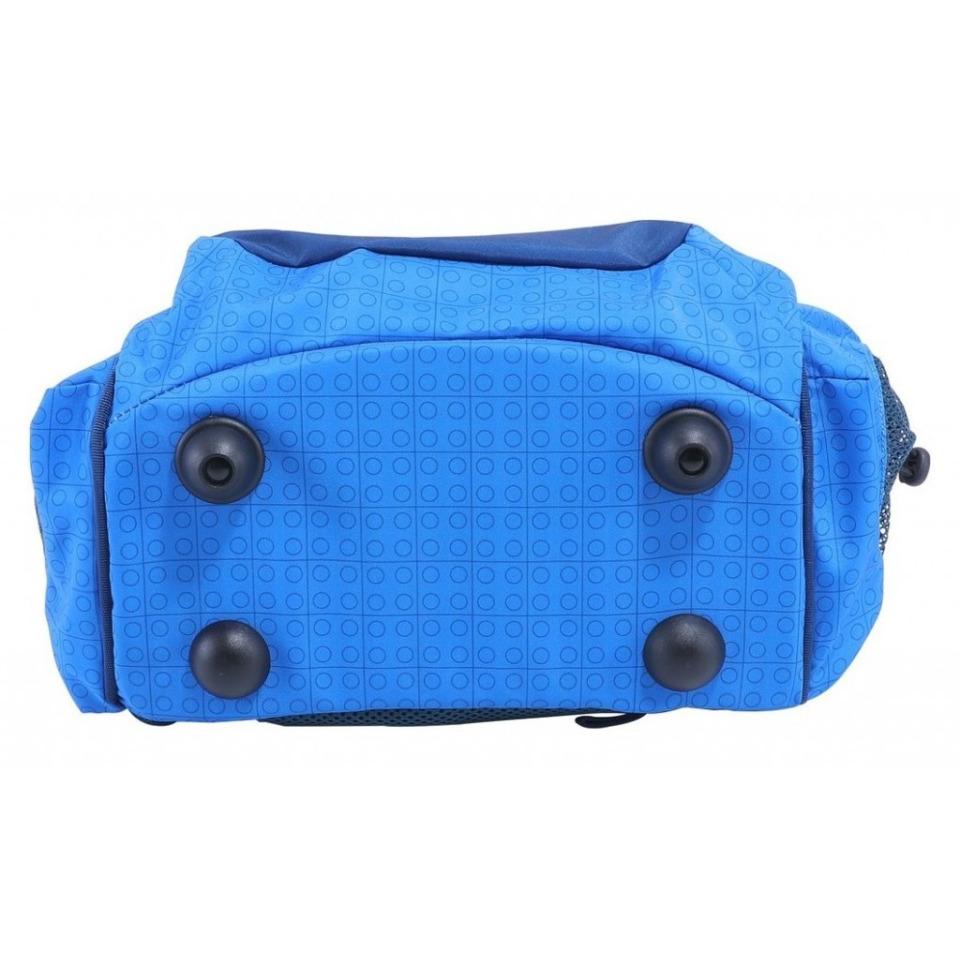 Obrázek 2 produktu LEGO Faces Blue Freshmen - školní batoh
