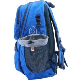 Obrázek 4 produktu LEGO Faces Blue Freshmen - školní batoh