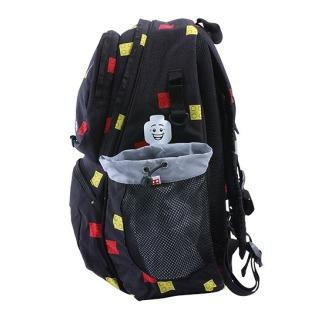 Obrázek 4 produktu LEGO Faces Black Freshmen - školní batoh