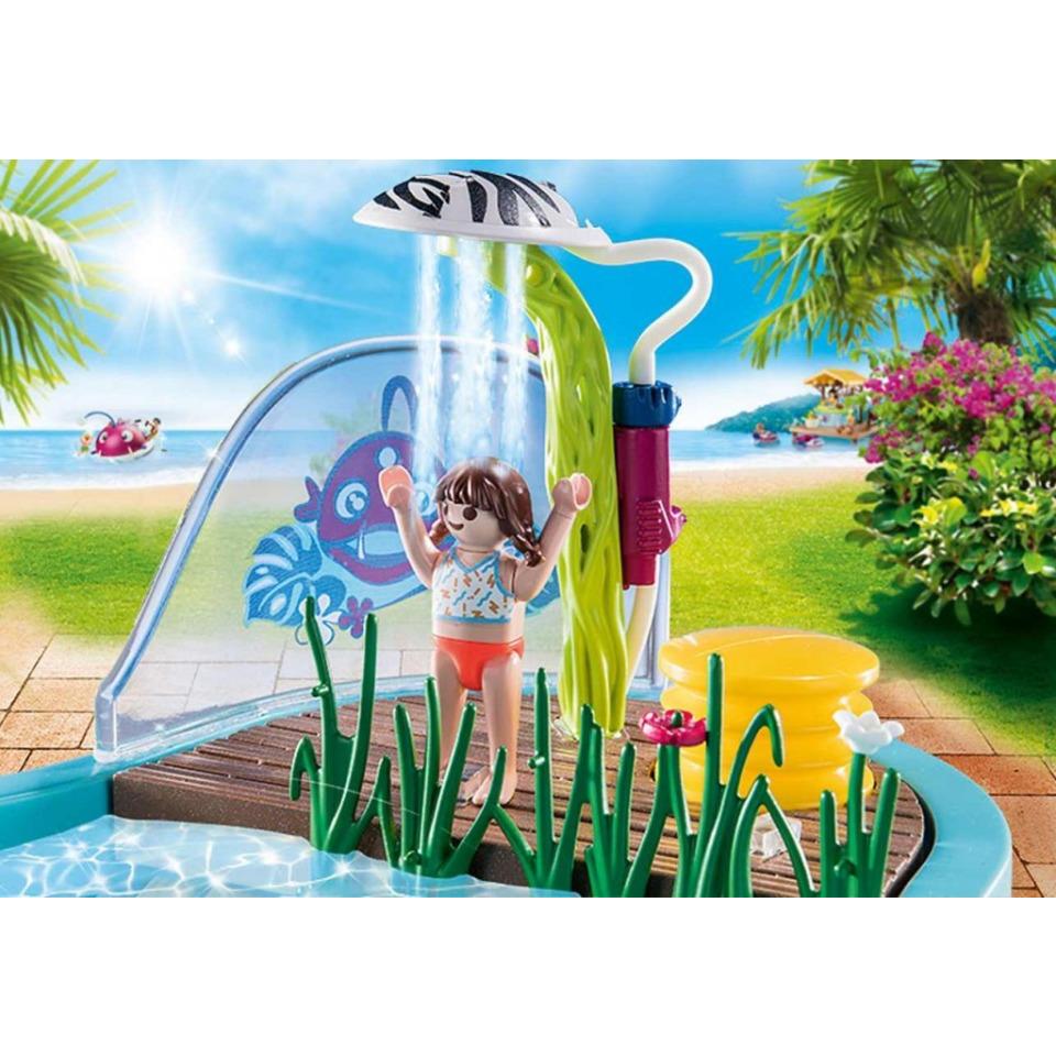 Obrázek 3 produktu Playmobil 70610 Zábavný bazén se stříkající vodou