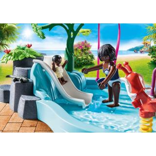 Obrázek 4 produktu Playmobil 70611 Dětský bazén s vířivkou