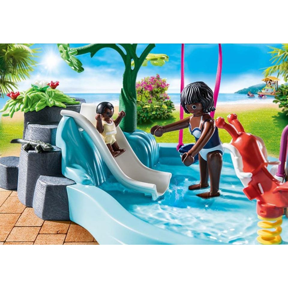Obrázek 3 produktu Playmobil 70611 Dětský bazén s vířivkou