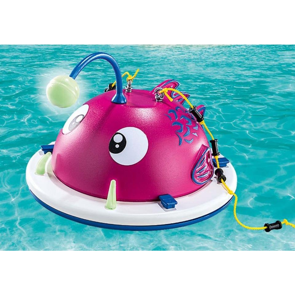 Obrázek 2 produktu Playmobil 70613 Lezecký plavecký ostrov