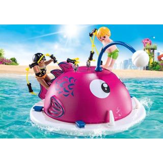 Obrázek 4 produktu Playmobil 70613 Lezecký plavecký ostrov