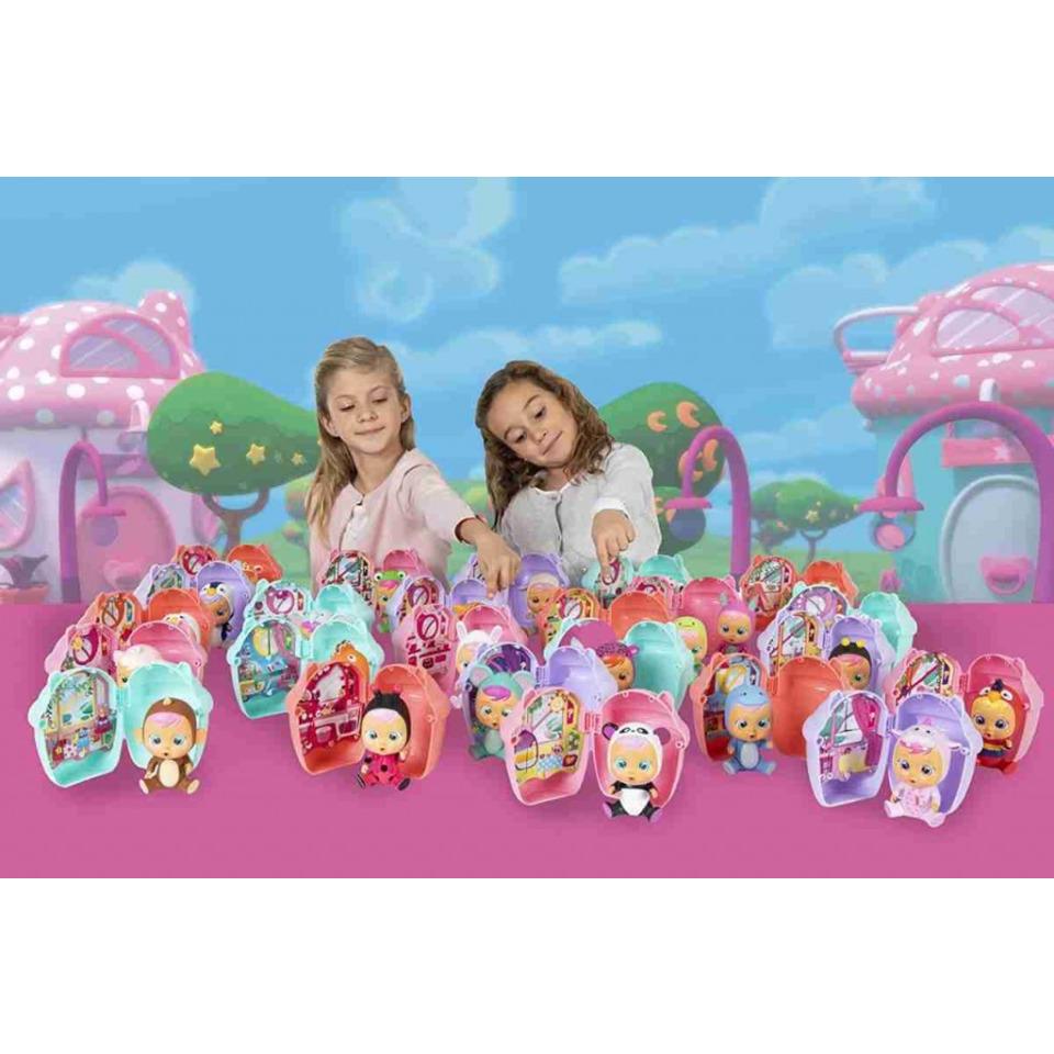 Obrázek 3 produktu Panenka Cry Babies S1 magické slzy lasturový domeček