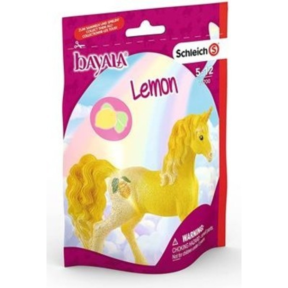 Obrázek 1 produktu Schleich 70700 Bayala jednorožec Lemon