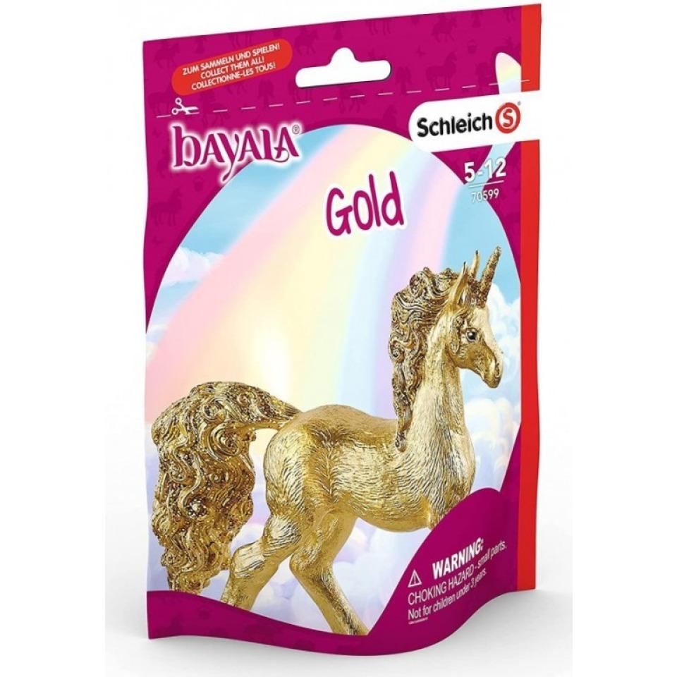 Obrázek 1 produktu Schleich 70599 Bayala jednorožec Gold