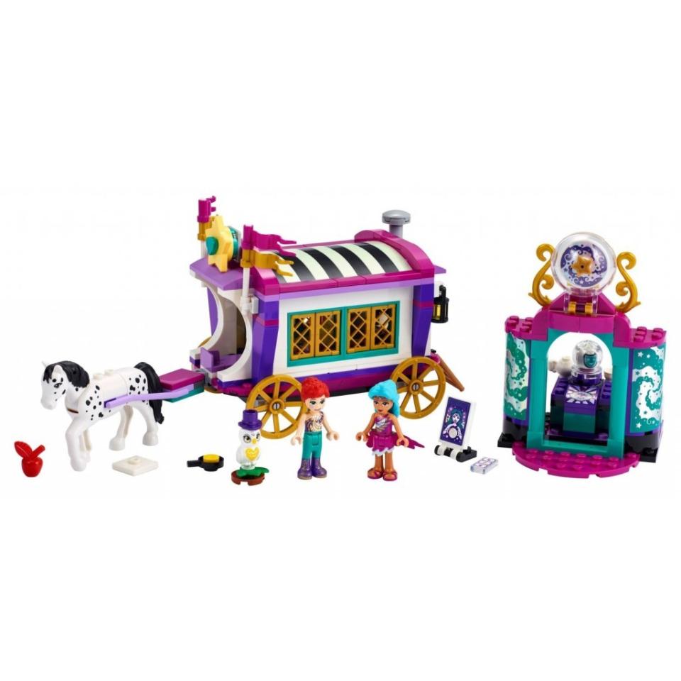 Obrázek 1 produktu LEGO Friends 41688 Kouzelný karavan