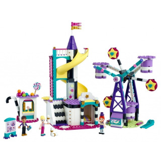Obrázek 2 produktu LEGO Friends 41689 Kouzelné pouťové atrakce