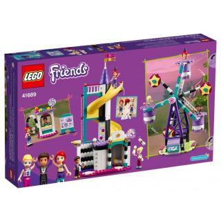 Obrázek 5 produktu LEGO Friends 41689 Kouzelné pouťové atrakce