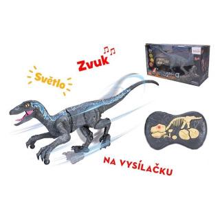 Obrázek 2 produktu Wiky Raptor RC 45 cm šedý