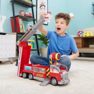 Obrázek 4 produktu Tlapková patrola Film Velká hasičský vůz s efekty