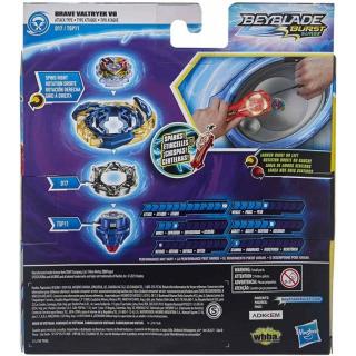 Obrázek 2 produktu BeyBlade Burst Surge set BRAVE VALTYREK V6 s odpalovačem, Hasbro F0581