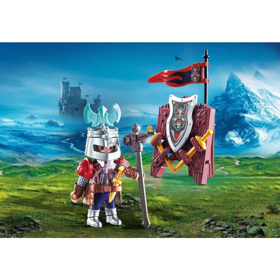 Obrázek 2 produktu Playmobil 70378 Trpasličí rytíř