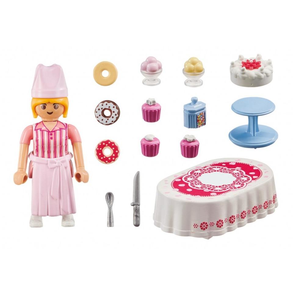 Obrázek 1 produktu Playmobil 70381 Cukrářka