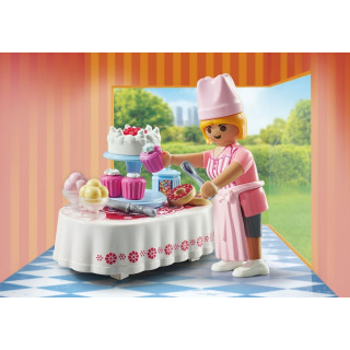 Obrázek 3 produktu Playmobil 70381 Cukrářka