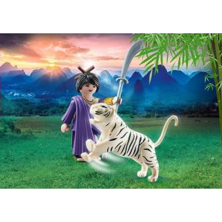 Obrázek 3 produktu Playmobil 70382 Asijská bojovnice s tygrem