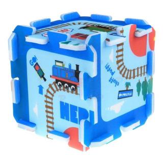 Obrázek 3 produktu TREFL pěnové puzzle Mašinka Tomáš 8 ks