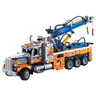 Obrázek 2 produktu LEGO TECHNIC 42128 Výkonný odtahový vůz