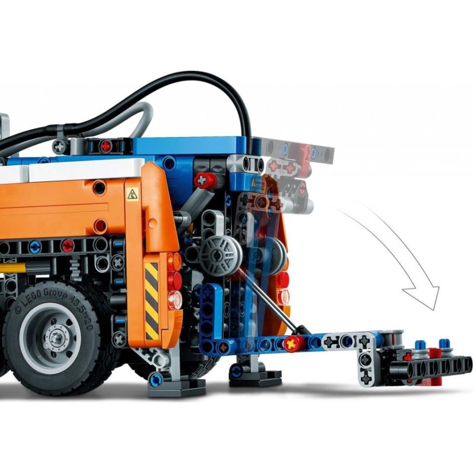 Obrázek 3 produktu LEGO TECHNIC 42128 Výkonný odtahový vůz