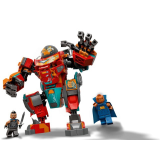 Obrázek 4 produktu LEGO Super Heroes 76194 Sakaarianský Iron Man Tonyho Starka