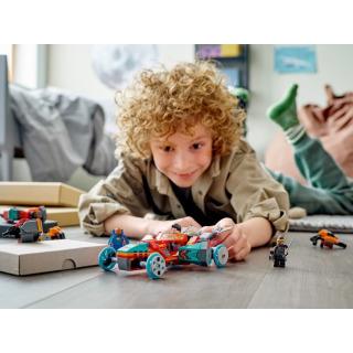 Obrázek 5 produktu LEGO Super Heroes 76194 Sakaarianský Iron Man Tonyho Starka