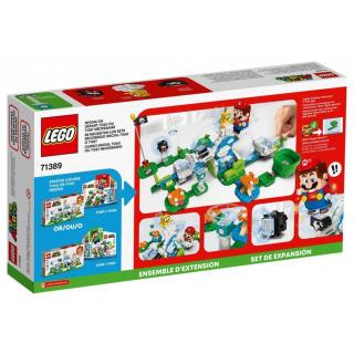 Obrázek 5 produktu LEGO SUPER MARIO 71389 Lakitu a svět obláčků – rozšiřující set