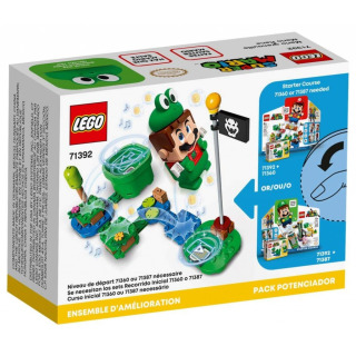 Obrázek 4 produktu LEGO SUPER MARIO 71392 Žába Mario – obleček