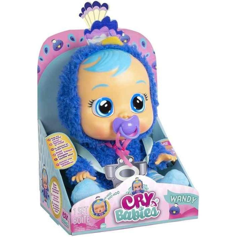 Obrázek 1 produktu Panenka Cry Babies Wandy