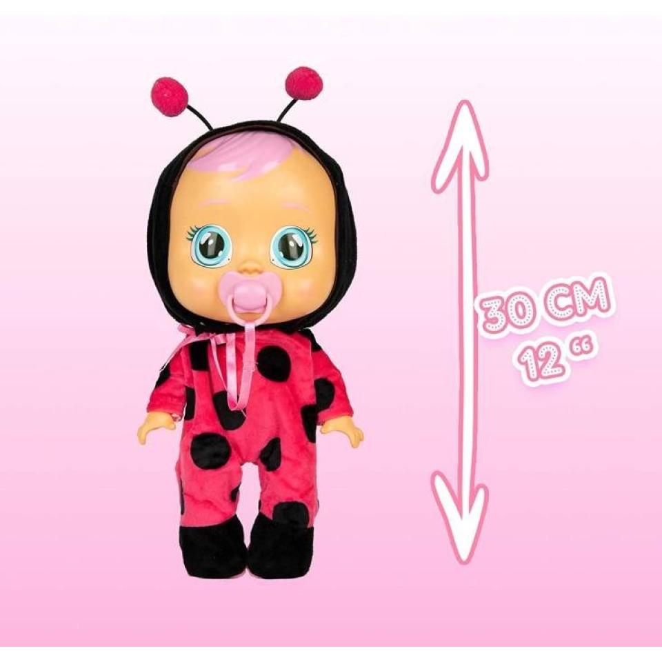 Obrázek 2 produktu Panenka Cry Babies Ladybug