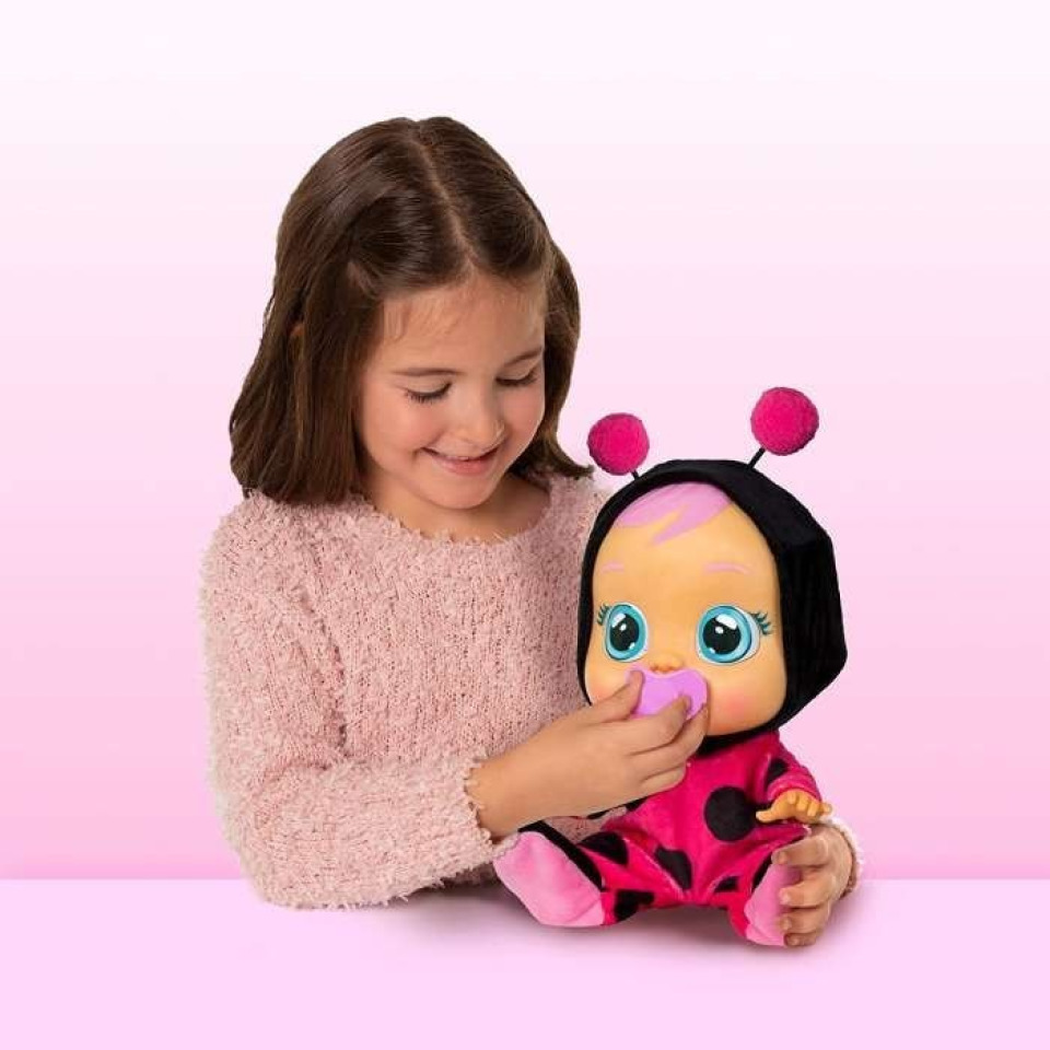Obrázek 3 produktu Panenka Cry Babies Ladybug