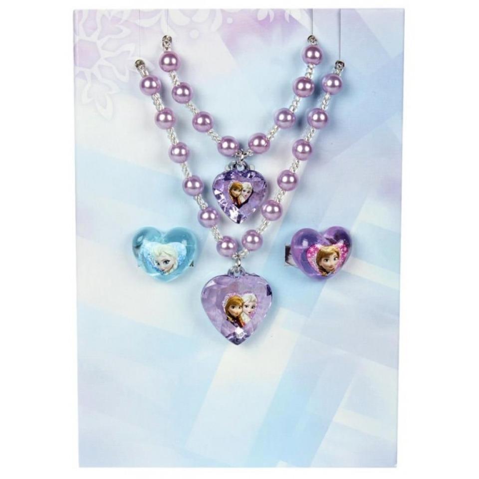 Obrázek 2 produktu Sada šperků Frozen, Ledové království