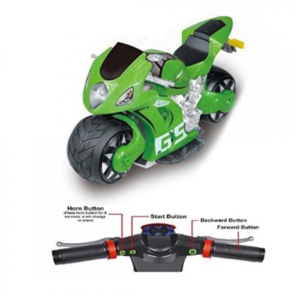 Obrázek 2 produktu RC Magická řídítka s motorkou 4D 1:8 2.4GHz