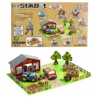 Obrázek 2 produktu EP line Stikbot filmařská sada farma