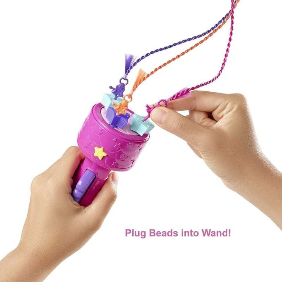 Obrázek 1 produktu Barbie Princezna s barevnými vlasy, Mattel GTG00