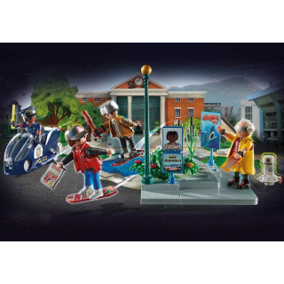 Obrázek 3 produktu Playmobil 70634 Back to the Future Honička s hoverboardem