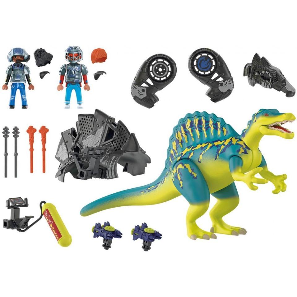 Obrázek 1 produktu Playmobil 70625 Spinosaurus: Dvojitá obranná síla