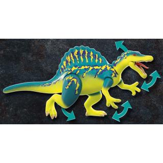 Obrázek 3 produktu Playmobil 70625 Spinosaurus: Dvojitá obranná síla