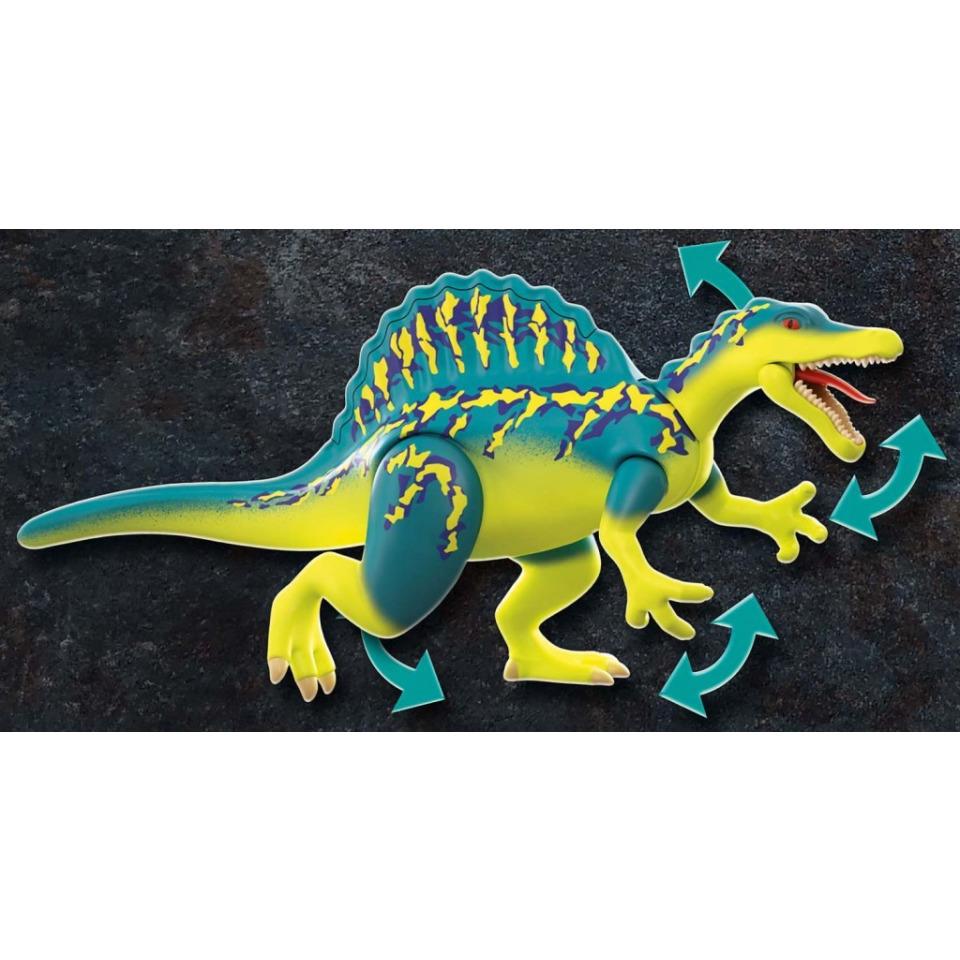 Obrázek 2 produktu Playmobil 70625 Spinosaurus: Dvojitá obranná síla