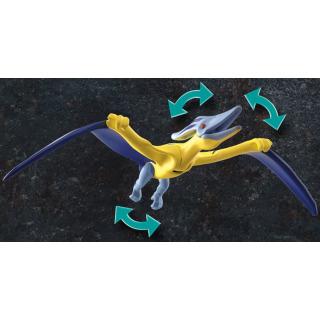 Obrázek 3 produktu Playmobil 70628 Pteranodon Útok ze vzduchu