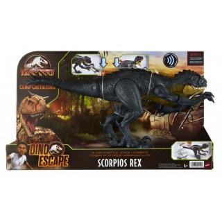 Obrázek 2 produktu Jurský svět Dino útěk SCORPIOS REX, Mattel HBT41